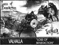 Valhalla - Loss Of Benediction (1997) demo