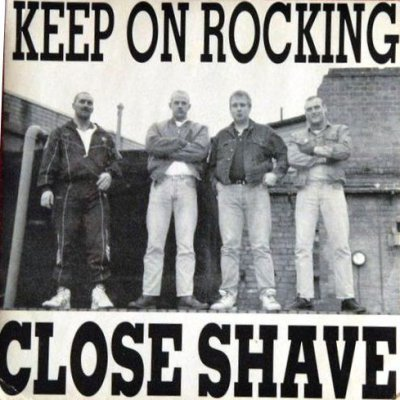 Close Shave - Keep on Rocking (EP) (1991)