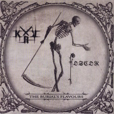 Krv & Foscor - The Burial's Flavours (2008) split