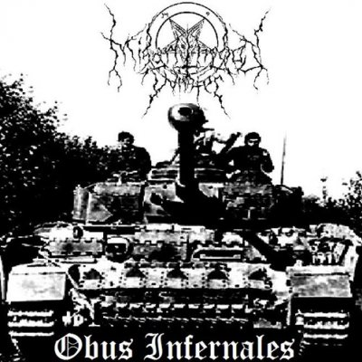 Misanthropic Winter - Obus Infernales [demo] (2010)