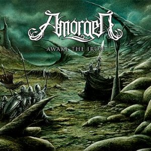 Amorgen - Awake The Iron (EP) (2011)