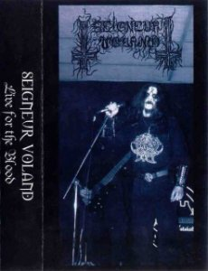 Seigneur Voland - Live For The Blood (2001)