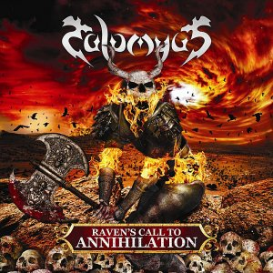 Talamyus - Raven's Call To Annihilation (2011)