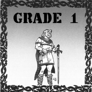 Grade One - Hail the New Land (1991)