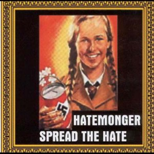 Hatemonger - Spread the Hate (1998)