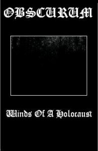 Obscurum - Winds Of A Holocaust (2007) demo