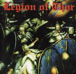 Legion of Thor - Discography (1998 - 2013)