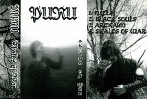 Puru - Scalds Of War [demo] (1998)