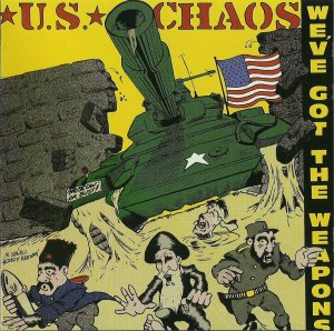 U.S. Chaos - Complete Chaos Anthology (1996)