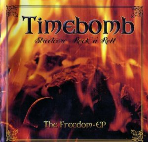 Timebomb - The Freedom (2012)