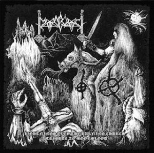 Lightnings Over The Burning Church (A Tribute To Moonblood) Compilation (2009)