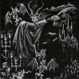 Satanic Warmaster - In Eternal Fire / Ghost Wolves (2012)