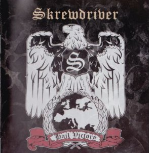 Skrewdriver – Hail Victory (RE 2012)
