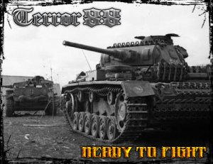 Terror 88 - Ready To Fight! (EP 2013)
