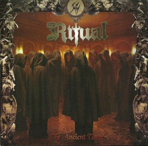 Ritual – The ancient tome (2010)