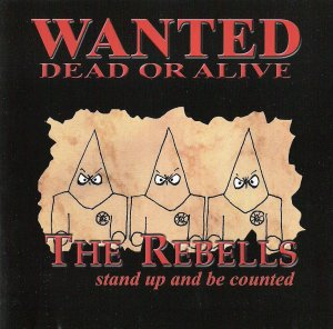The Rebells - Stand up and be counted (2000)