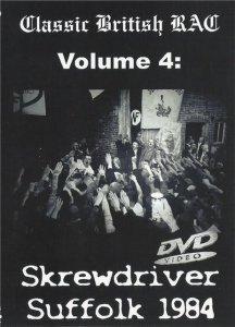 Skrewdriver - Live in Suffolk''84 (2010) DVDRip