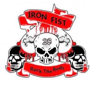 Iron Fist - Rock The Reds (2001)