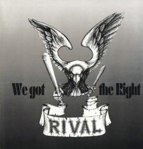 Rival - Discography (1992 - 2016)