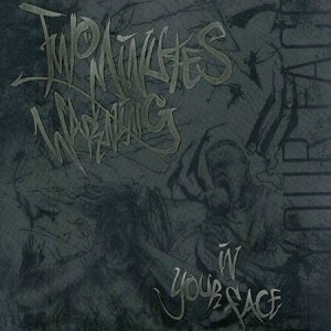 2 Minutes Warning - In Your Face (2013)