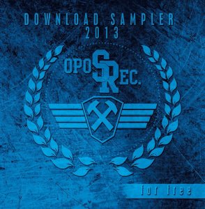 VA - OPOS Records Sampler (2013)