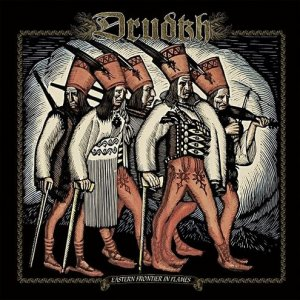 Drudkh - Eastern Frontier In Flames (Compilation)(2014)