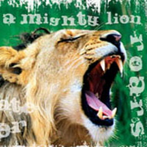 VA - A Mighty Lion Roars (2004)