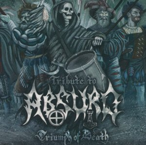 Russian Tribute To Absurd - Triumph Of Death (2014)