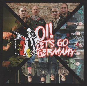 VA - Oi! Let's Go Germany (2014)