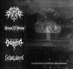 Ordnung & Aryan Wood & Via Dolorosa & Schutzstaffel - Purification By Hellium Phenomenon (2014)