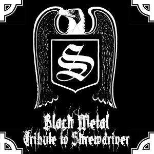 VA - Black Metal Tribute To Skrewdriver (2014)