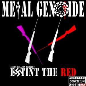 Metal Genotide - Extint The Red (2014)
