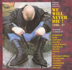 VA - We Will Never Die! Vol. 2 (1999)