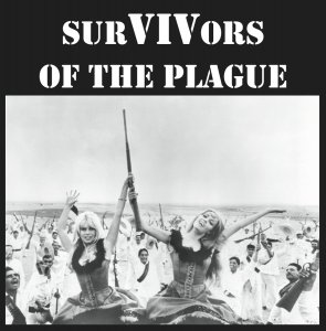 Survivors Of The Plague ‎– Humanism Is Shit (2014)
