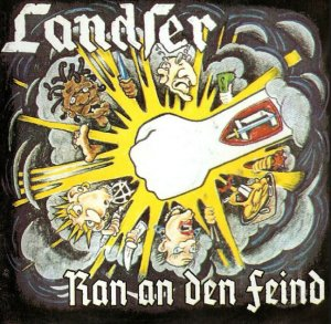 Landser - Ran an den Feind (2000 / 2005) LOSSLESS