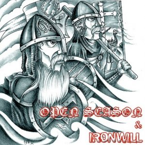 Open Season & Ironwill - HC Streetwear Split Series vol. 1 (2015)
