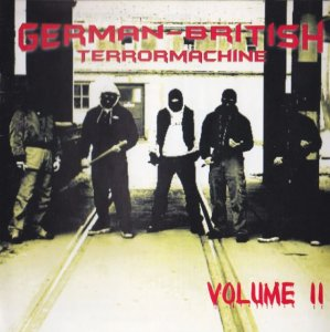 Blitzkrieg & Warhammer - German-British Terrormachine vol. 2 (2001)