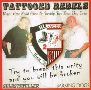 Selbststeller & Barking Dogs - Tattooed Rebels (2002)