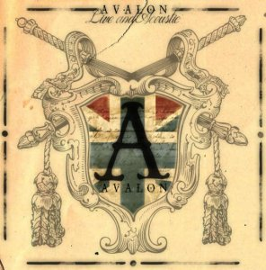 Avalon - Live and Acoustic (2015)