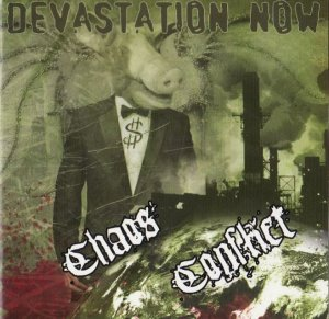 Devastation Now - Chaos Conflict (2009)