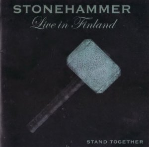Stonehammer - Stand Together-Live in Finland (2009)