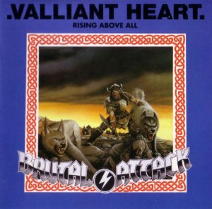 Brutal Attack - Valliant Heart (1996)