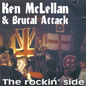 Brutal Attack - The rockin' side (2001)