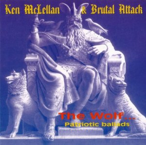 Brutal Attack - The Wolf... Patriotic ballads (2001)