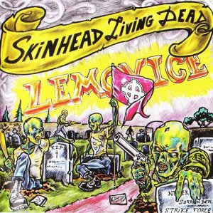 Lemovice - Skinhead living dead (2009)