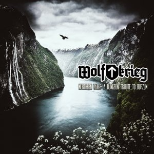 Wolfkrieg - Northern Tales-A Dungeon Tribute To BURZUM (2015)