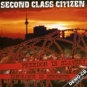 Second Class Citizen - Demo (2008)