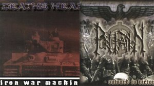 Deaths Head & Purification - Iron Warmachine-Onward to Victory (2004)
