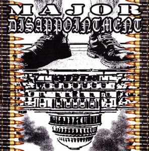 Major Disappointment - Major Disappointment (2010)