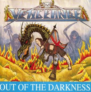 Vengeance - Out Of The Darkness (1992)